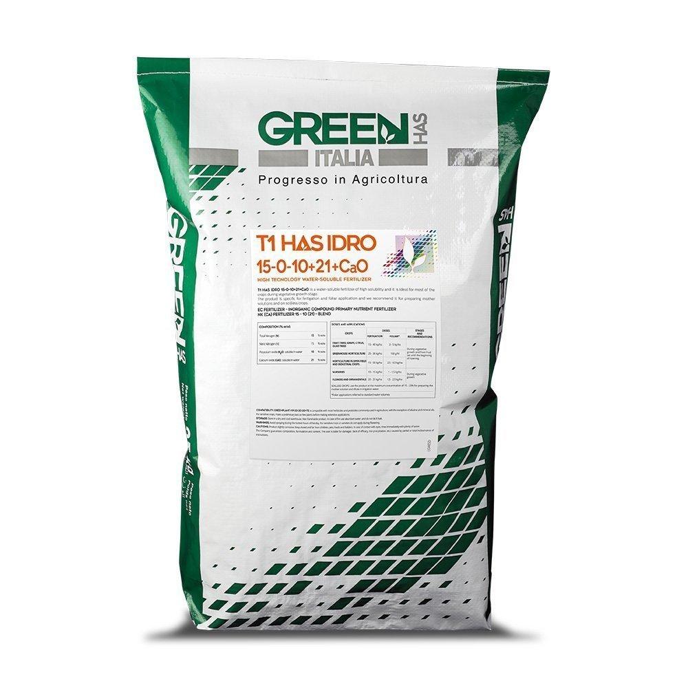 TB HAS IDRO - Green Has Italia