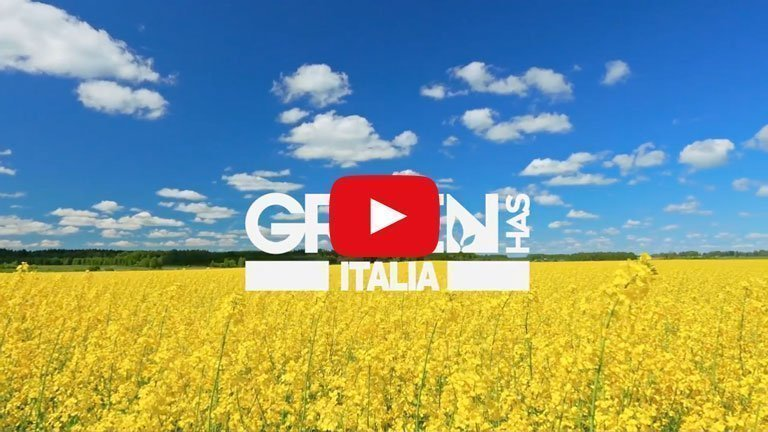 Video Green Has Italia