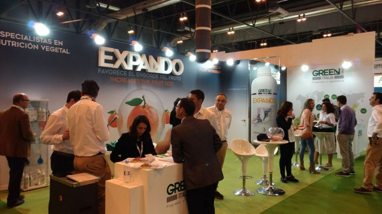 Green Has Italia at Fruit Attraction