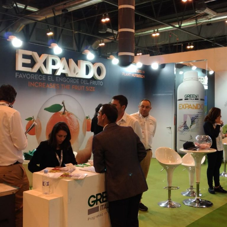 Green Has Italia al FRUIT ATTRACTION