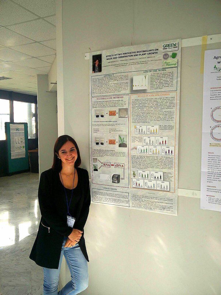 Riconoscimento a Green Has Italia al SIBV-SIGA Joint Congress