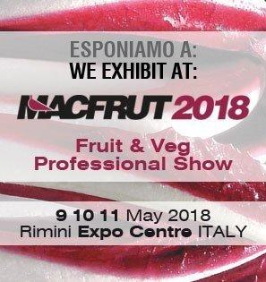 Macfrut 2018 – Fruit & Veg Professional Show