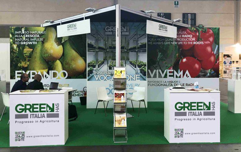 Green Has Italia at Macfrut 2018