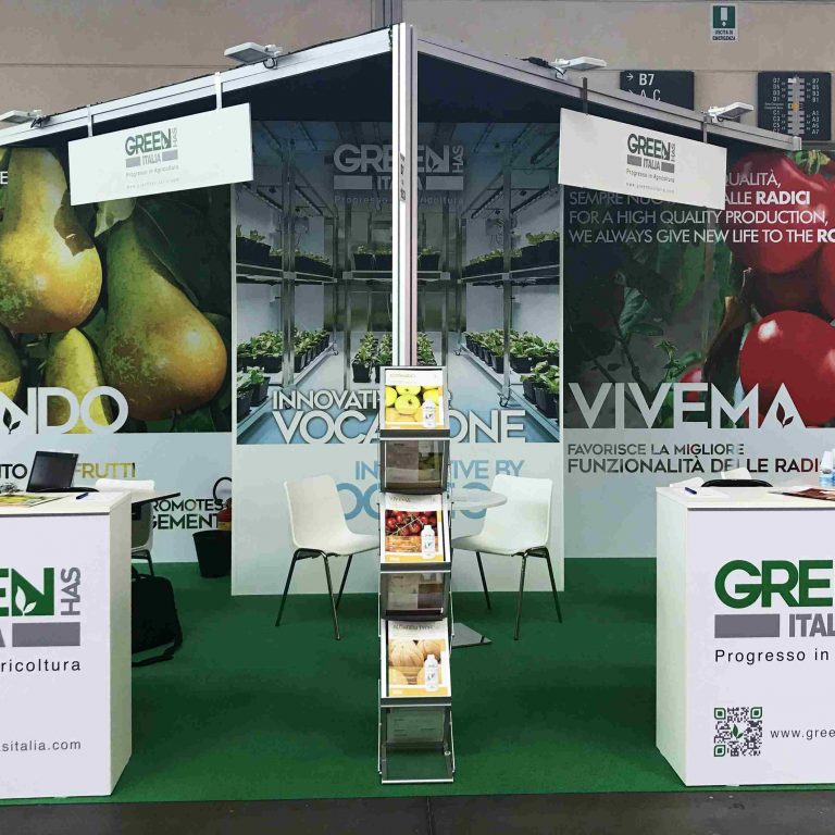 Green Has Italia a Macfrut 2018