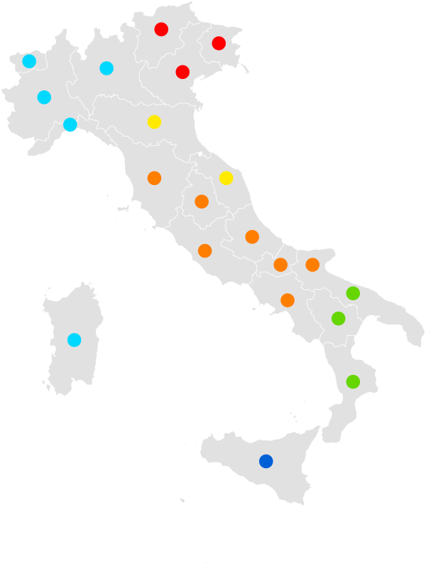 Trova agente Green Has Italia