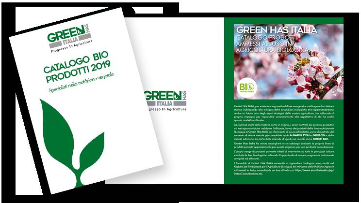 93bfcd223 Nuovo catalogo online - Green Has Italia