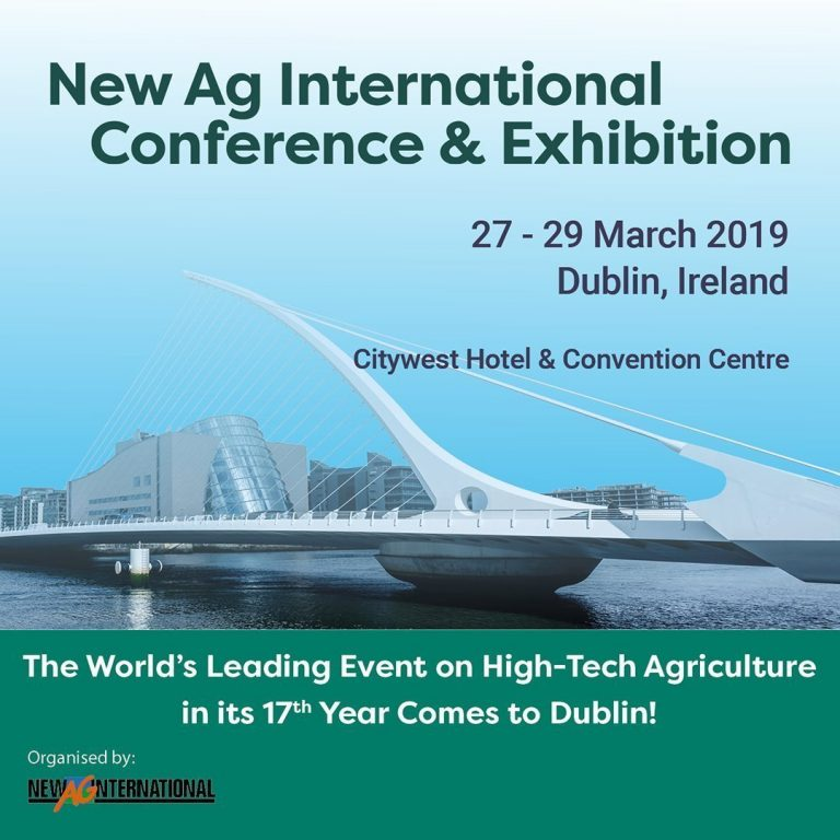GREEN HAS ITALIA IS TAKING PART IN THE WORLD'S LEADING EVENT ON HIGH-TECH AGRICULTURE