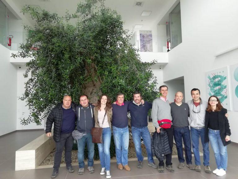 Visita tecnica in Italia ospiti cileni