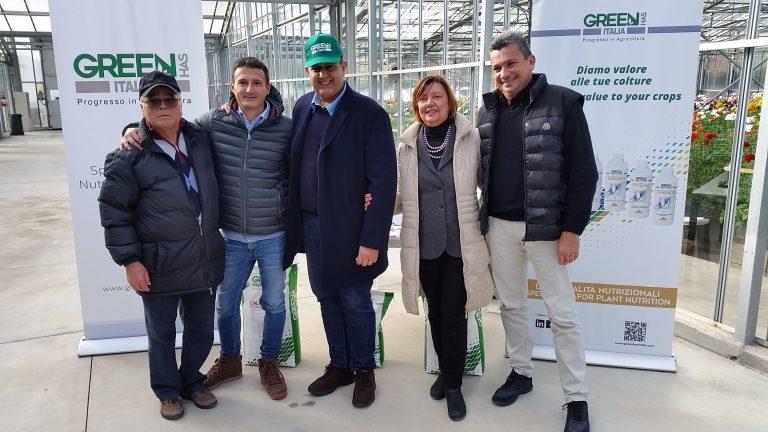 Green Has Italia fra ortofloricoltura e ortoflorovivaismo ligure