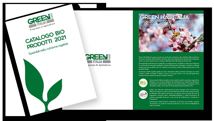 Catalogo Bio Prodotti Green Has Italia